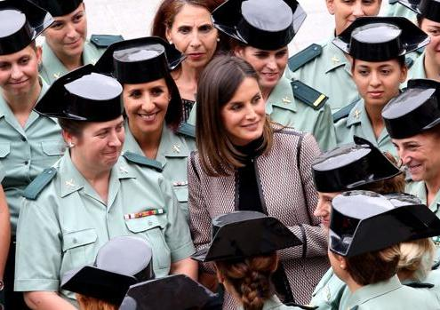 mujeres guardias civiles