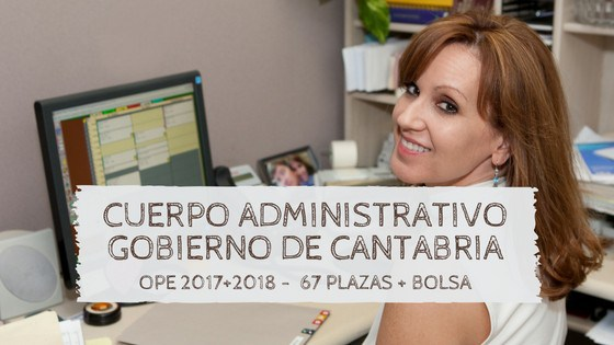 Oposiciones-administrativo-cantabria-2019-1 Ampliacion bolsas interinos Gobierno Cantabria