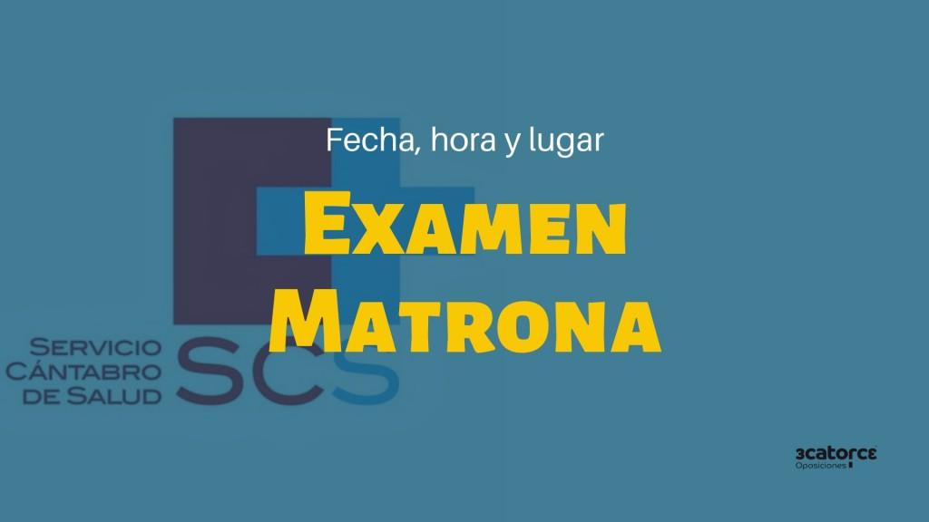 Fecha-examen-oposiciones-Matrona-SCS-1 Fecha examen oposiciones Matrona SCS