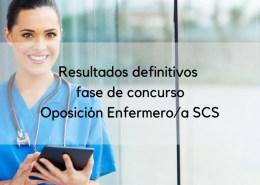 Resultado-definitivos-fase-concurso-oposiciones-Enfermera-SCS Cambio Tribunal oposicion SCS FEA Hematologia y Hemoterapia