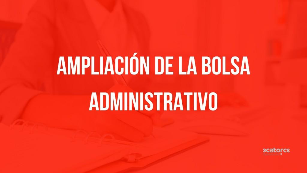 ampliancion-bolsas-administrativo Ampliacion bolsa Administrativo Cantabria