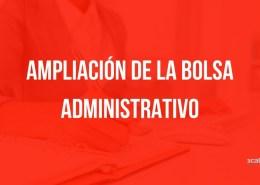 ampliancion-bolsas-administrativo Oposiciones administrativo ayuntamientos Cantabria