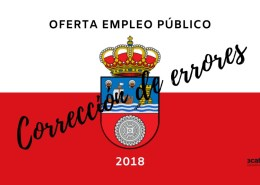 Correcion-errores-OPE-2018-Cantabria Curso Legislativo Oposiciones Personal Laboral Cantabria OPE 2015 2016