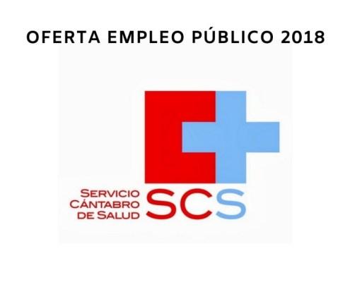 Oferta Empleo Publico 2018 SCS