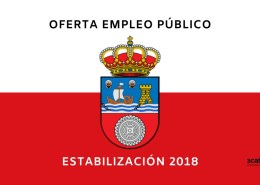 Publicadas-las-plazas-OPE-Estabilizacion-2018-Cantabria Curso Legislativo Oposiciones Personal Laboral Cantabria OPE 2015 2016