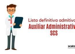 Lista-definitiva-admitidos-oposicion-Auxiliar-Administrativo-SCS Nuevo curso auxiliar administrativo SCS 2018