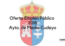Oferta-Empleo-Publico-2018-Medio-Cudeyo-Cantabria Bases bolsa empleo Auxiliar Administrativo Santa Cruz de Bezana
