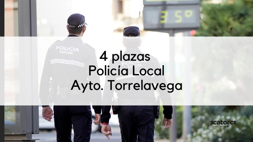 4-plazas-Policia-Local-Cantabria-Torrelavega 4 plazas Policia Local 2019 Cantabria Torrelavega