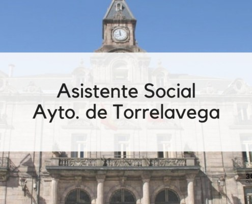 Bases bolsa Asistente Social Torrelavega 2019