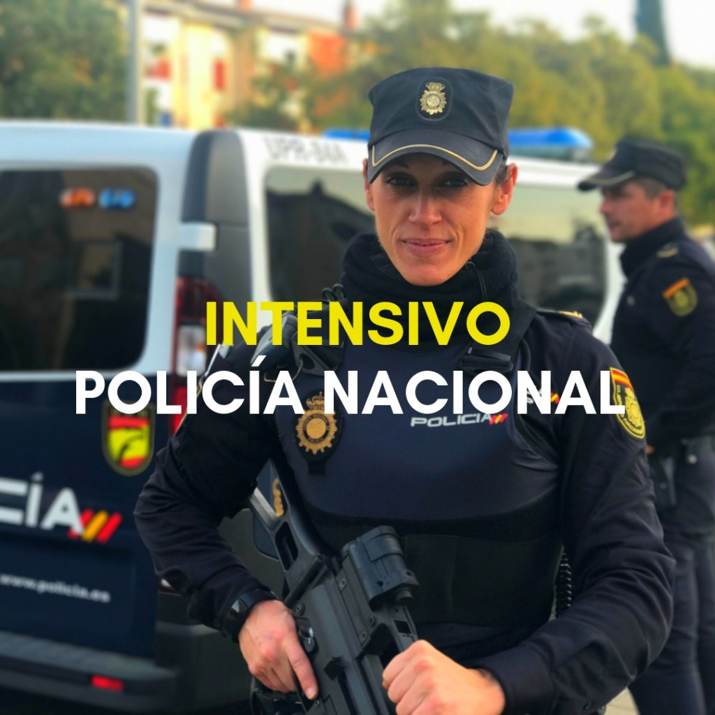 curso-intensivo-policia-nacional 2506 plazas Policia Nacional 2019 Escala Basica
