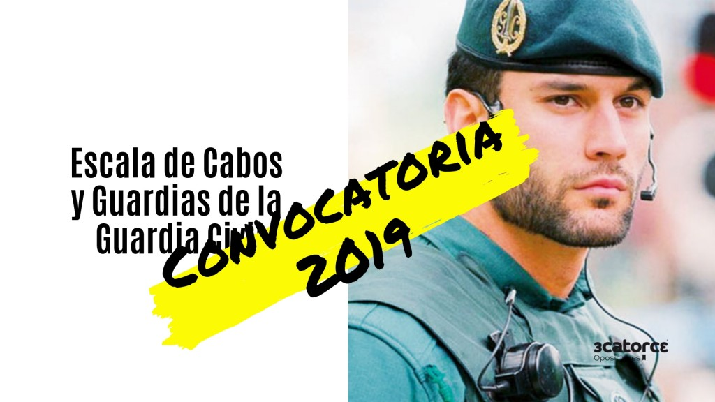 Convocatoria-Guardia-Civil-2019 Convocatoria Guardia Civil 2019