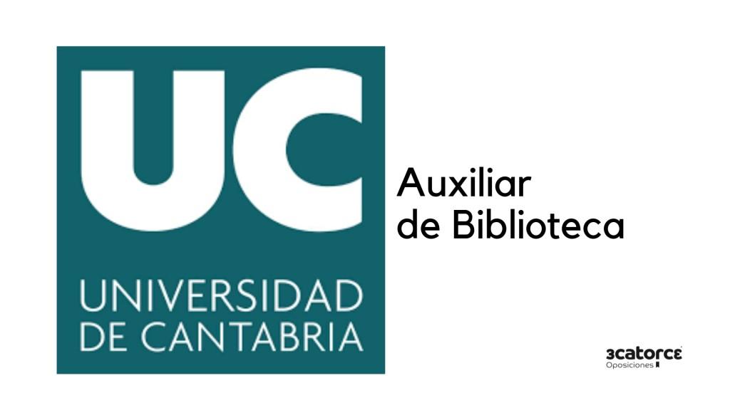 Convocatoria-auxiliar-de-biblioteca-Universidad-Cantabria-2019 Convocatoria auxiliar de biblioteca Universidad Cantabria 2019