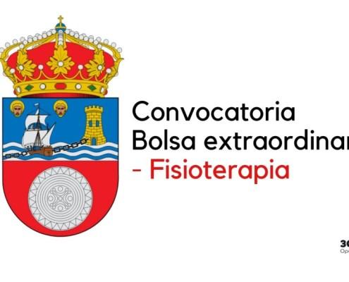 Convocatoria bolsa extraordinaria Fisioterapia Cantabria 2019