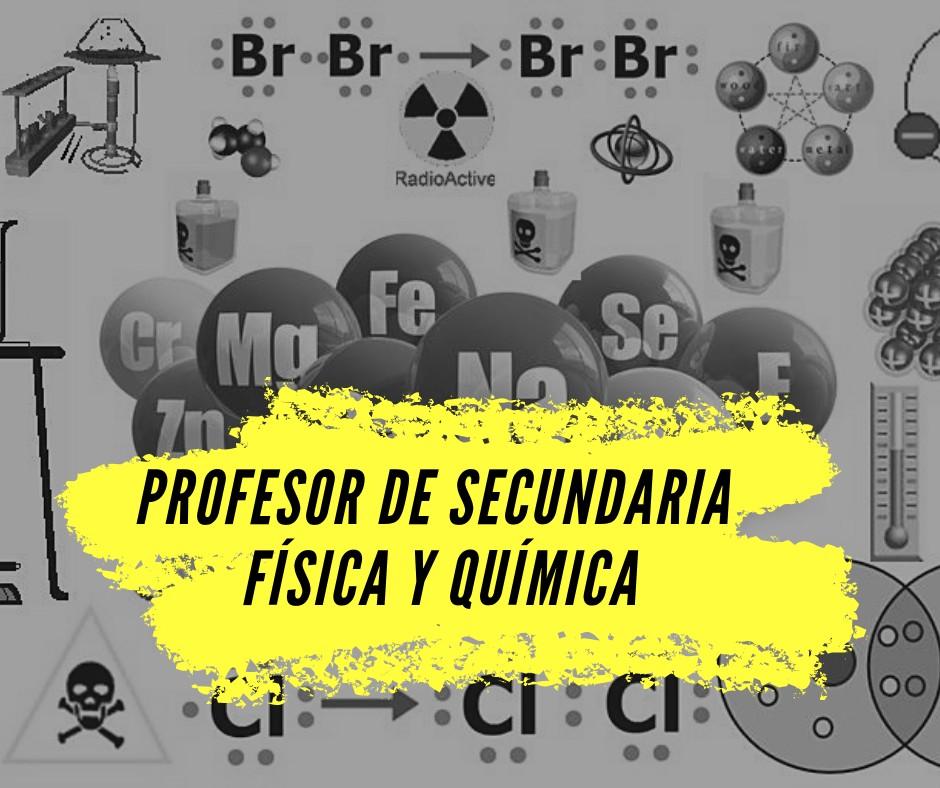 Curso-oposiciones-secundaria-fisica-y-quimica-Cantabria Preparador oposiciones Fisica Quimica Cantabria
