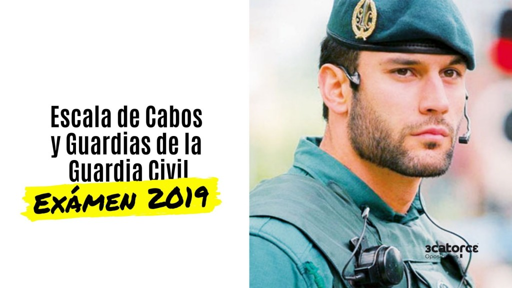 Fecha-examen-Guardia-Civil-2019 Fecha examen Guardia Civil 2019