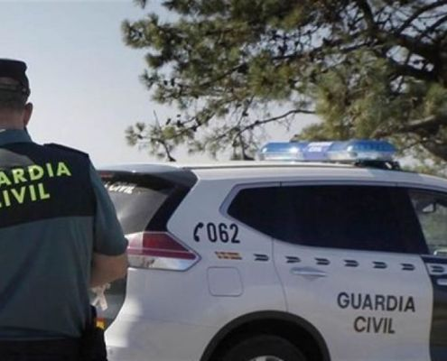 Aprobarias el examen ingles Guardia Civil