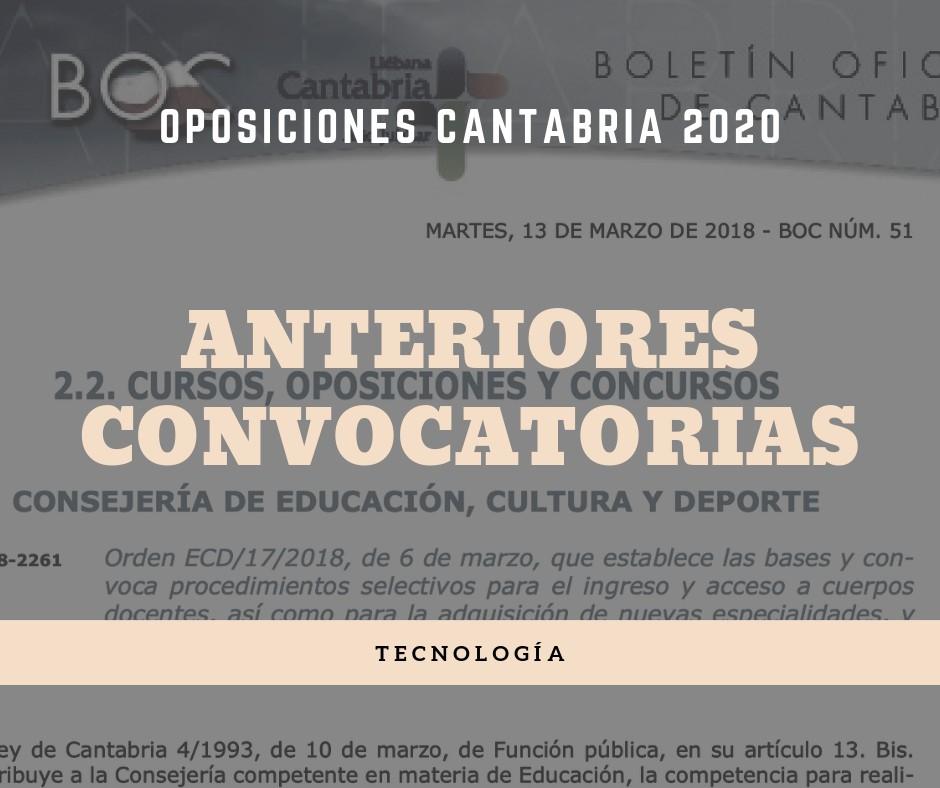 Convocatoria-oposiciones-tecnologia-2020 Convocatoria oposiciones tecnologia 2020