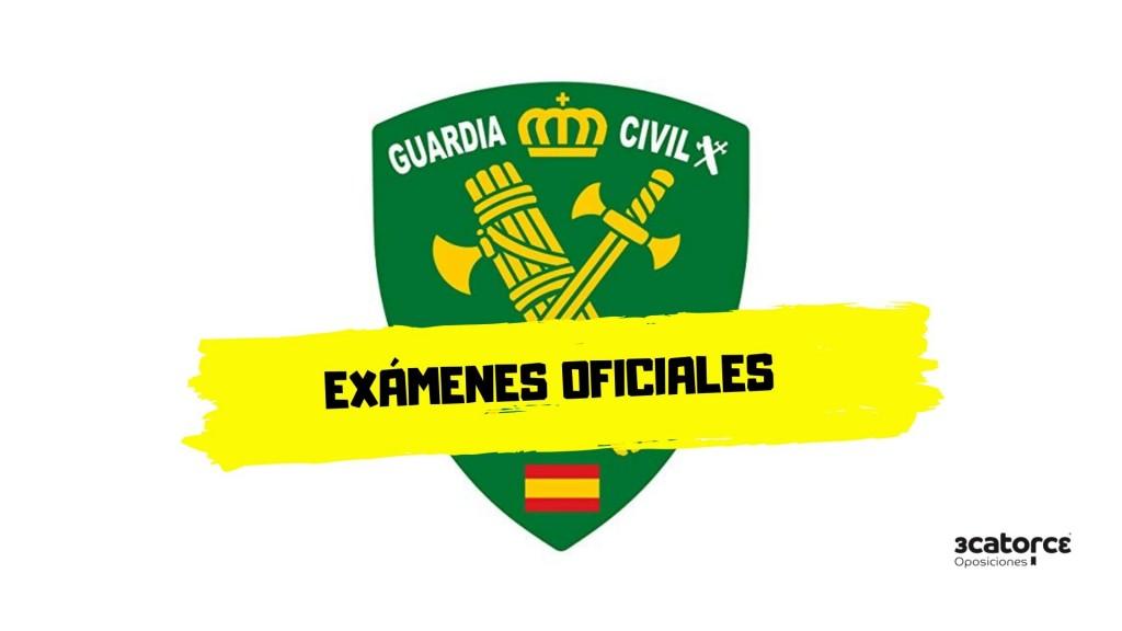 Examenes-2019-Guardia-Civil Examenes 2019 Guardia Civil