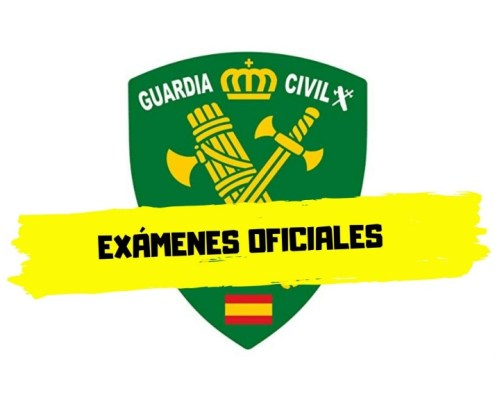 Examenes 2019 Guardia Civil