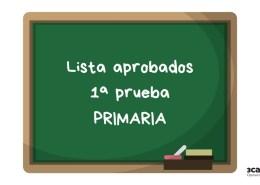 Notas-primera-prueba-maestros-primaria-Cantabria-2019 Convocatoria oposiciones PT Pedagogia terapeutica Cantabria