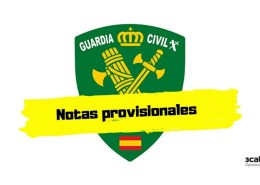Notas-provisionales-examen-Guardia-Civil-2019 Test guardia civil