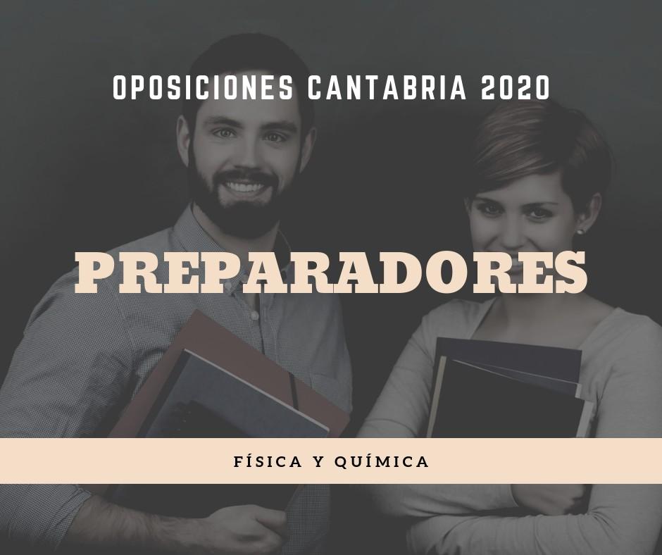 Preparador-oposiciones-Fisica-Quimica-Cantabria Preparador oposiciones Fisica Quimica Cantabria