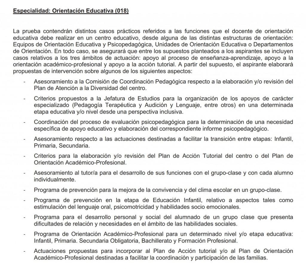Prueba-practica-oposiciones-Orientacion-Educativa-Secundaria-orientador-Cantabria Prueba practica oposiciones Orientacion Educativa Cantabria