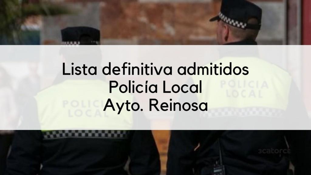 Admitidos-definitivos-oposicion-Policia-Local-Reinosa Admitidos definitivos oposicion Policia Local Reinosa