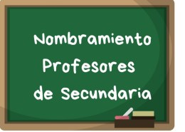Nombramiento-profesores-secundaria-oposicion-2018 Examen supuestos educacion fisica Cantabria 2019