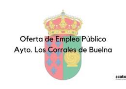 Oferta-Empleo-Publico-2019-Los-Corrales-de-Buelna Oposicion Tecnico Educacion Infantil Barcena de Cicero Cantabria