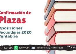 Confirmada-la-OPE-secundaria-2020-Cantabria Examen supuestos educacion fisica Cantabria 2019