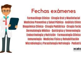 Fecha-examen-FEAs-SCS-2020 Lista definitiva admitidos oposiciones Fisioterapeuta SCS