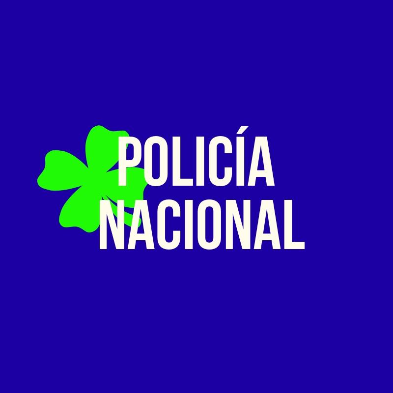 policia-nacional-suerte-2019 Fecha examen Policia Nacional 2019 conocimientos y ortografia