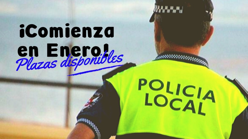curso-policía-local Convocatoria Policia Local Laredo 2020