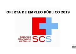 Oferta-Empleo-Publico-SCS-2019 Convocadas Oposiciones Servicio Cantabro de Salud OPE 2016