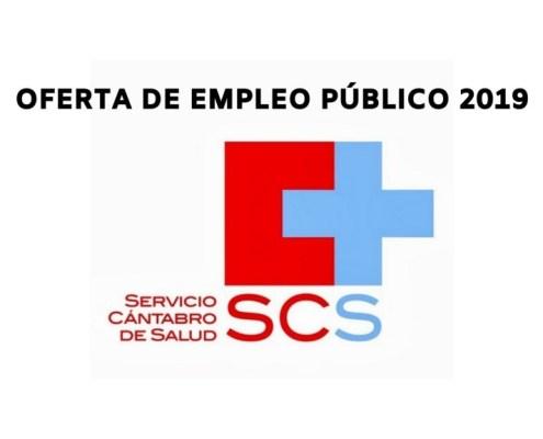 Oferta Empleo Publico SCS 2019