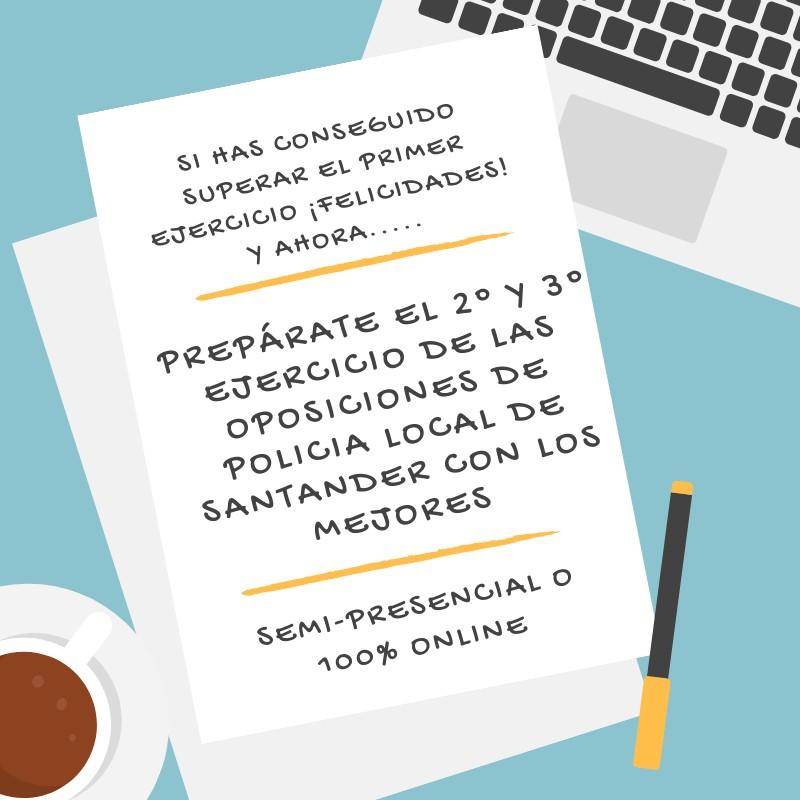 PREPARAR-CALLEJERO-ORDENANZAS-OPOSICIONES-POLICIA-LOCAL-SANTANDER-1 Curso Intensivo 2 y 3 ejercicio oposiciones policia local Santander