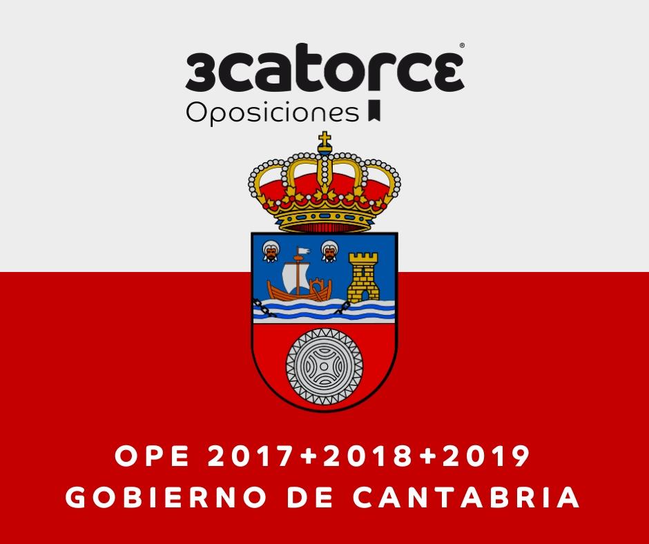 ope-gobierno-cantabria-oposiciones-2020 Oposiciones pedagogia Cantabria