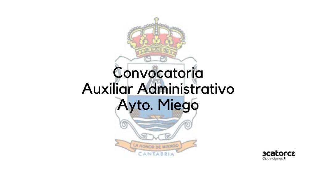 Convocatoria-Auxiliar-Administrativo-Miengo-2020-2 Convocatoria Auxiliar Administrativo Miengo 2020