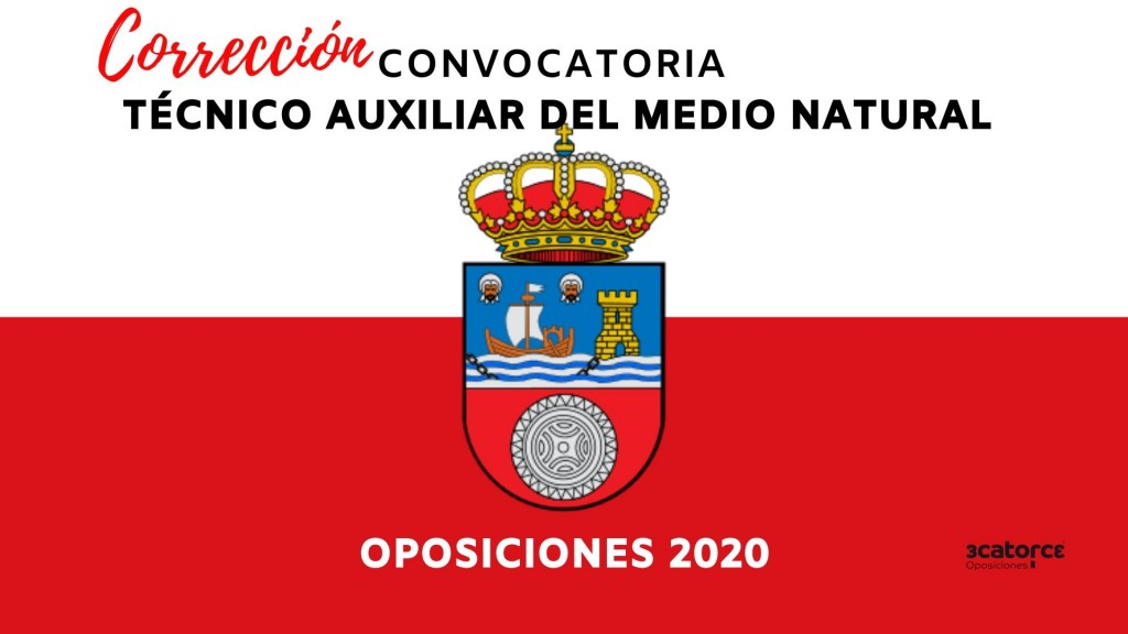 Correccion-convocatoria-auxiliar-medio-natural-Cantabria-2020 Correccion convocatoria auxiliar medio natural Cantabria 2020