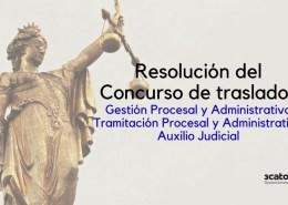 Resolucion-concurso-traslados-Justicia-2020-1 La mayor OPE Justicia de los ultimos 20 años