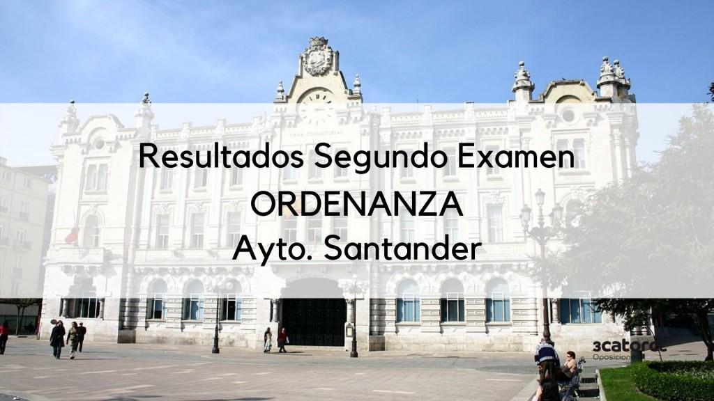 Resultados-segundo-examen-Ordenanza-Santander-2019 Resultados segundo examen Ordenanza Santander 2019