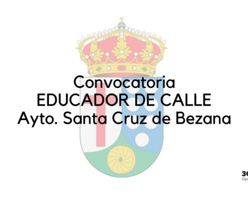 Convocatoria oposicion Educador Bezana