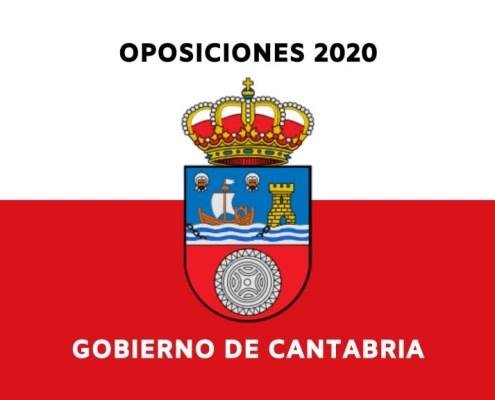 Gobierno Cantabria aplaza oposiciones