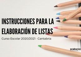 Instrucciones-elaboracion-listas-interinos-docentes-2020-1 Notas primera prueba maestros ingles Cantabria 2019