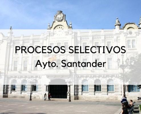 Procesos selectivos Santander 2020