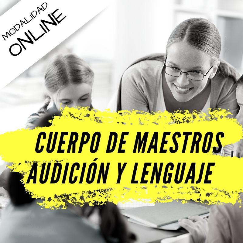 curso-preparacion-online-audicion-y-lenguaje-cantabria curso online oposiciones maestro audicion y lenguaje Cantabria