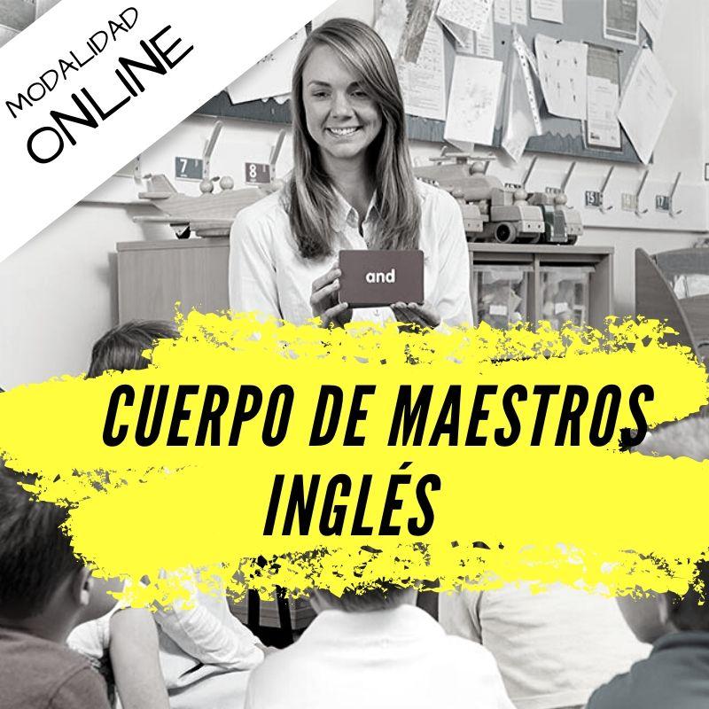 curso-preparacion-online-ingles-cantabria Curso Online Oposiciones maestro Ingles Cantabria