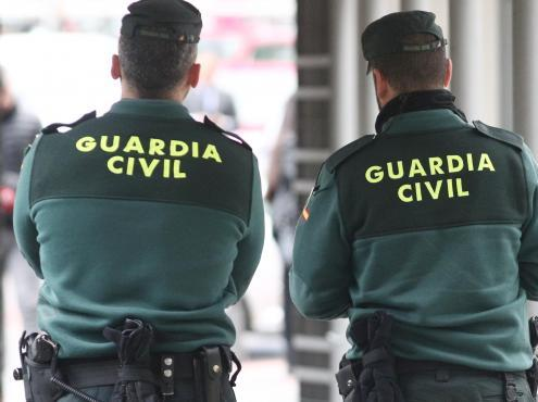 Situación actual de vacantes Guardia Civil en reserva