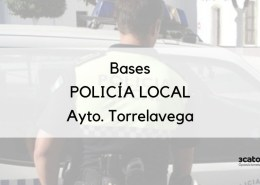 Bases-de-la-oposicion-Policia-Local-Torrelavega Convocatoria Policia Local Laredo 2020